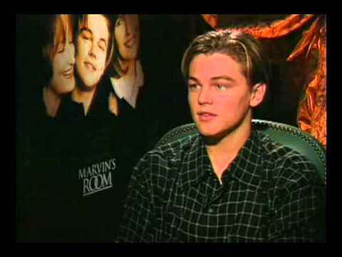 Leonardo DiCaprio compilation of old  interviews.