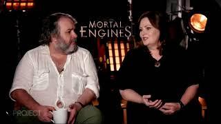 Krit Interviews Mortal Engines Cast & Crew