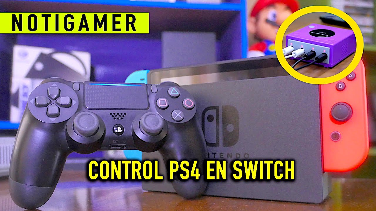 how to change controls on ps4