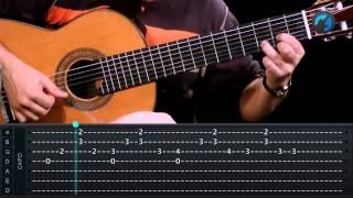 Carinhoso - Pixinguinha (aula de violão de 7 cordas)