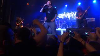 Suffocation Live in Carioca Club My Demise