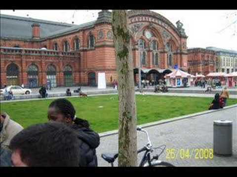 Visit to Bremen Germany by DAAD Scholarship holders