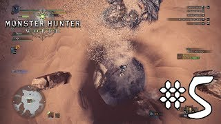 Monster Hunter World #005 Barroth (Hochrangig)