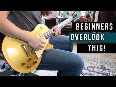 Something Beginners Overlook!( fixed audio)