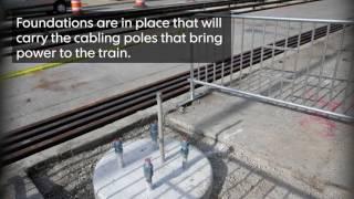 Just the FAQs: Milwaukee streetcar tracks installed