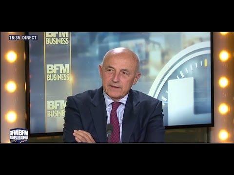 Le poids des groupes français dans l'ensemble des entreprises en bourse e