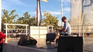 Steven Brody Stevens at Oddball in austin 2014