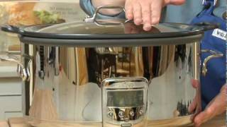Some Important Features of the All Clad Deluxe Slow Cooker | Williams-Sonoma