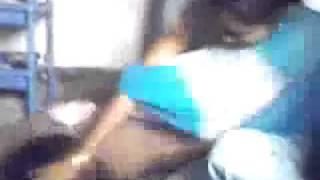 Mallu aunty Hot scene with a boy