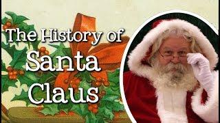 The History of Santa Claus: St. Nicholas and the Origin of Santa - FreeSchool