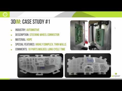 3D Printing - Injection Molding Revisited
