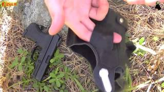 Оперативная Кобура СКИФ для пистолета ANICS - Skif A-3000
