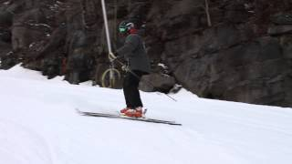 Ski Right with Cartwright - Tip #4 Skiing Hard Packed