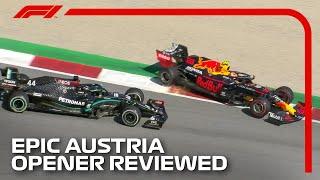 Lando's Brilliance, Hamilton Headaches & Bottas' Perfect Start | Epic Austria Race Reviewed