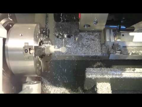 Haas ST 30Y Turn And Mill