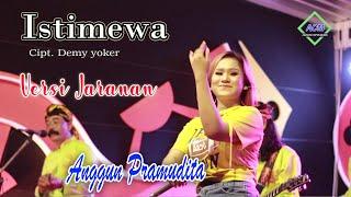 Anggun Pramudita - Istimewa [Versi Jaranan](Official Music Video)