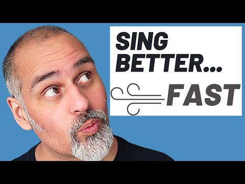 Singing Lessons - Sing any Song Better Instantly