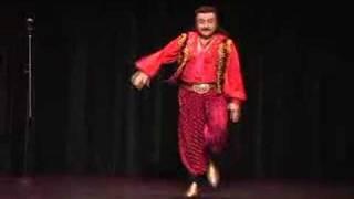 Gypsy dance Tsyganochka (Цыганочка)