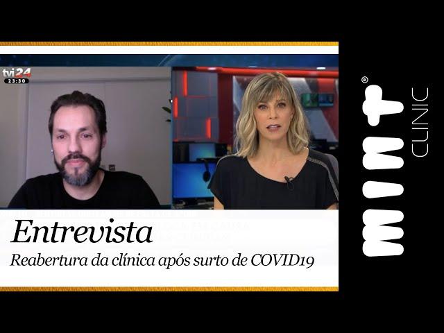 Entrevista Dr. Eduardo Bastos para a TVI24