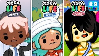 Best App Compilation by Toca Life!! #Part 1