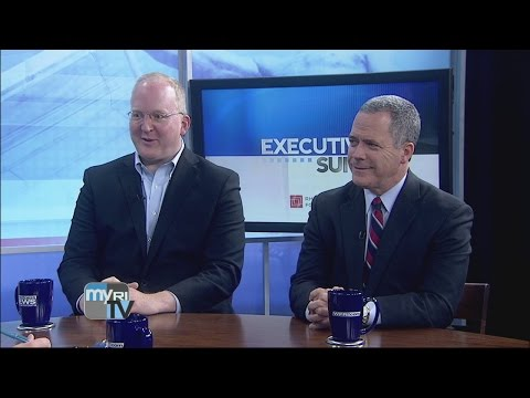Executive Suite 7/19/2015: Adler Pollock & Sheehan; arts in RI