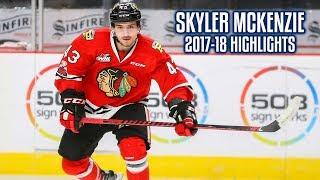 Skyler McKenzie | 2017-18 Highlights