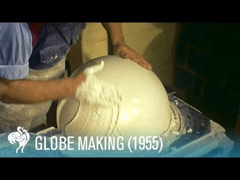 making globes the awesomer