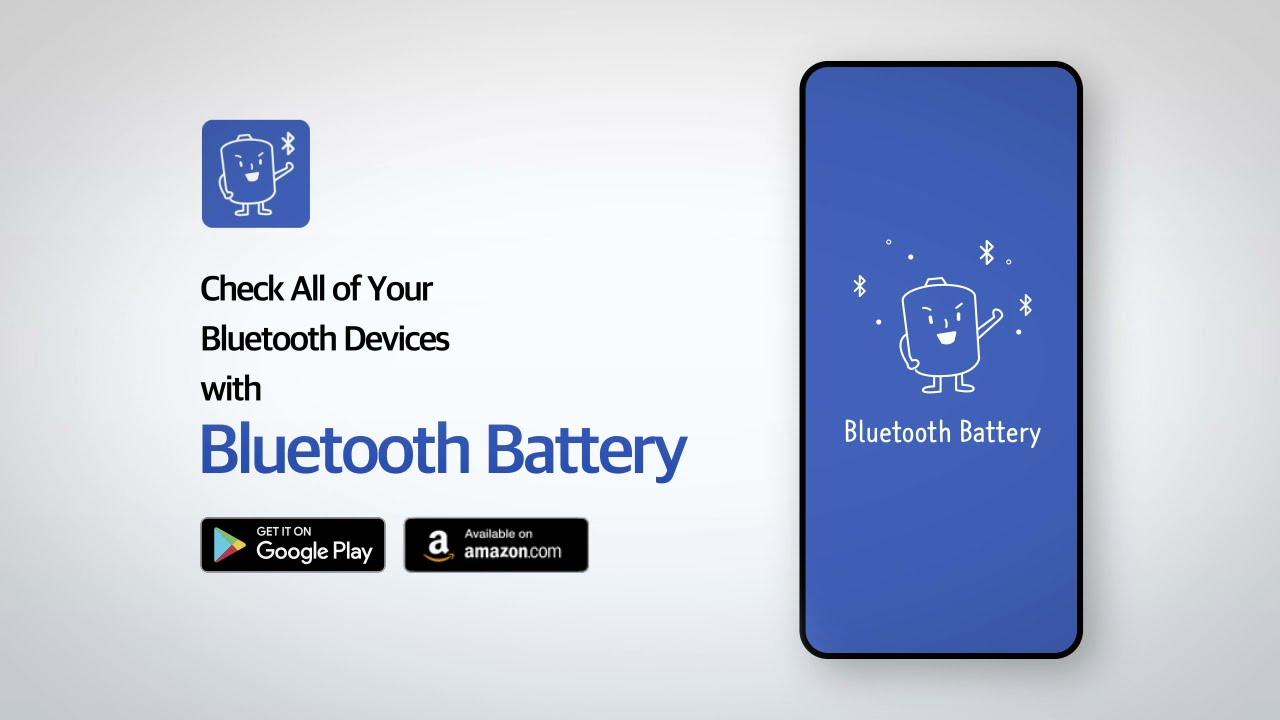 BBC - Bluetooth Battery (Horizontal)