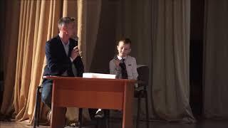 Уникальные дети поразили жителей Комсомольска в новом проекте АмГПГУ и Дома молодежи