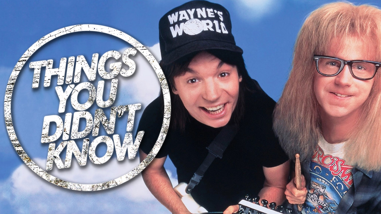 Download 9 Things You (Probably) Didn't Know About Wayne's World!