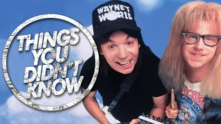 9 things you probably didn t know about wayne s world