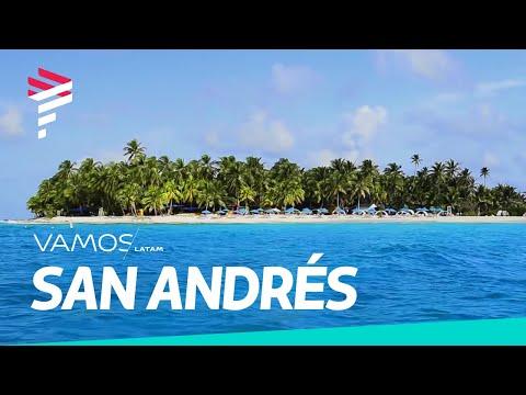 San Andrés, a Caribbean treasure