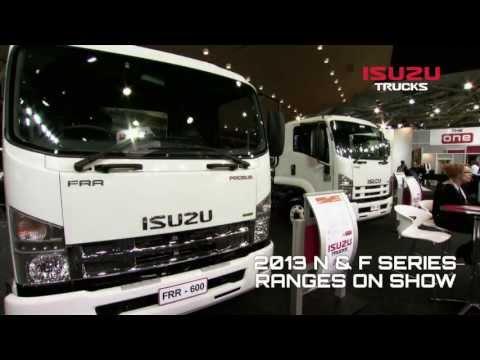 Isuzu Trucks: 2013 Brisbane Truck Show Visitor Vox Pop - Isuzu Australia Limited