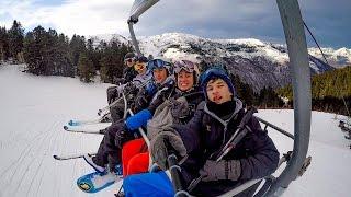 GoPro HERO 4 - Ski Ax 3 domaines