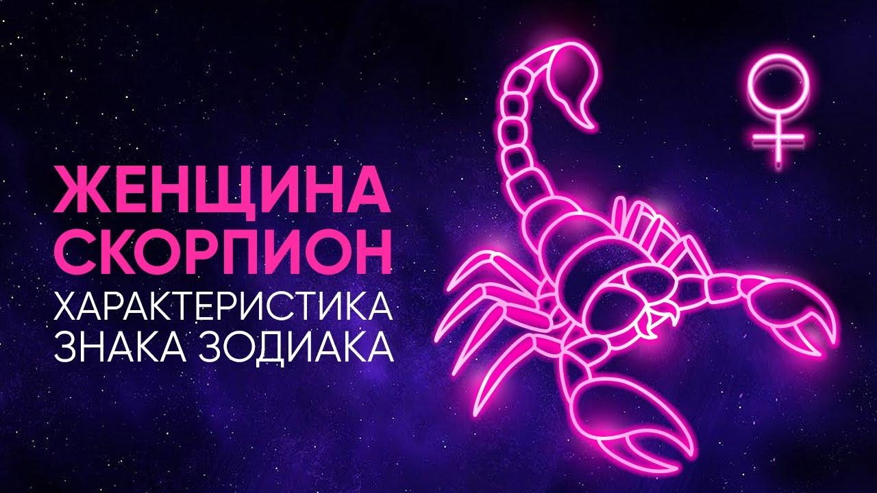 СКОРПИОН — характеристика знака зодиака и описание ДЕВУШЕК скорпионов (с матом) 18+