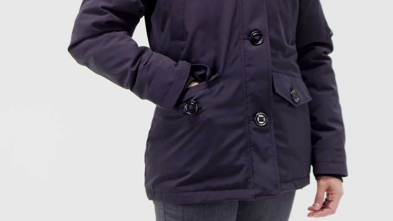 Canada Goose' montebello parka on sale