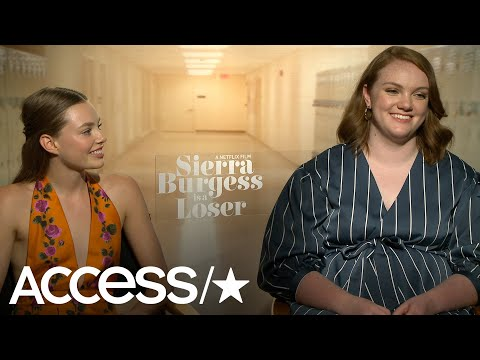 'Sierra Burgess': Shannon Purser On Having Teen Movie Alums Alan Ruck, Lea Thompson Play Her Parents