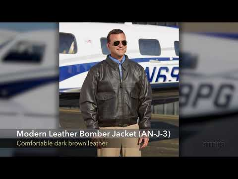Sporty's Authentic Military Flight Jackets