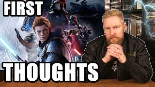 JEDI FALLEN ORDER (First Thoughts) - Happy Console Gamer