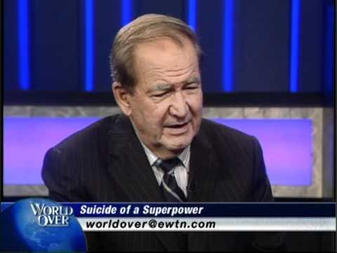 World Over -- Patrick J. Buchanan, William Peter Blatty with Raymond Arroyo - 10-27-2011