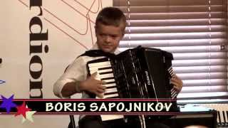 Boris Sapojnikov Plays Julida Polka + on the FR3