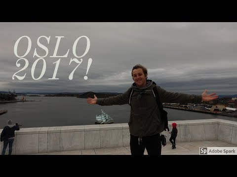 OSLO, NORWAY // TRAVEL REVIEW