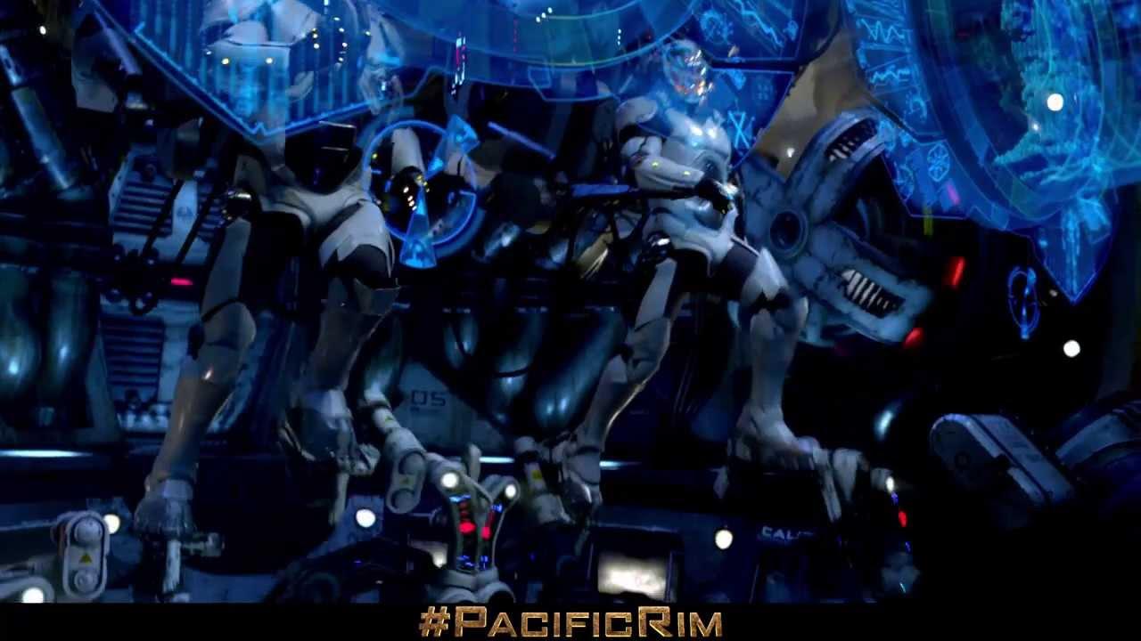Pacific Rim - Official® Trailer 2 [HD]