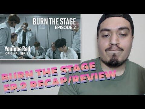 BTS Burn The Stage EP. 2 RECAP/REVIEW | JoseOchoaTV