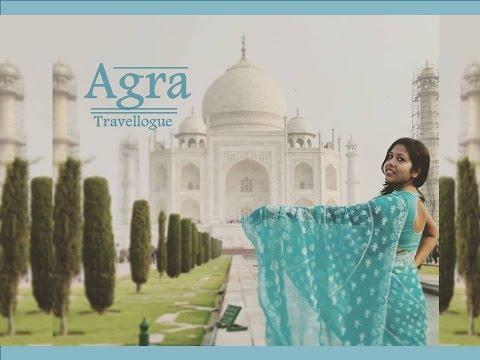 Agra Travel Diaries (Akbar's Tomb, Agra Fort, Taj Mahal, Itmad-Ud-Daulah, Mariam's Tomb)