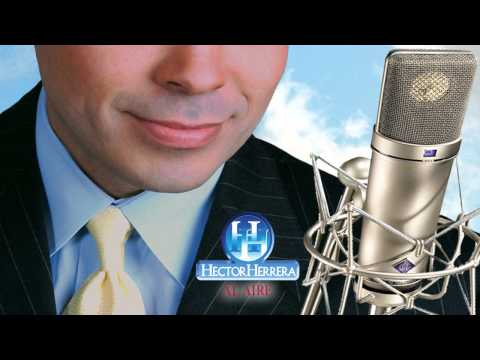 Hector Herrera al aire, entrevista con el Lic. Jorge Arturo Arias Romero. Huerfanos de padres vivos