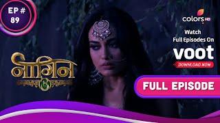 Naagin - Season 3 | नागिन | Ep. 89 | Sumitra Takes Away The Child | विश के बच्चे को ले गयी सुमित्रा