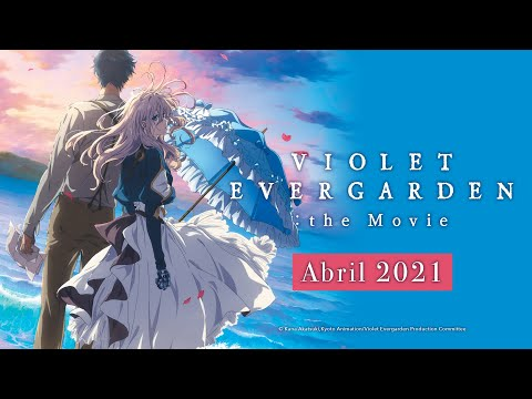 Trailer: Violet Evergarden, trailer oficial subtitulado. Estreno 1ro de Abril.