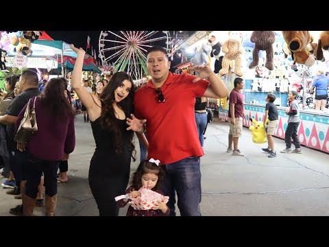 Fresno Fair Fun 2018 (VLOG)!