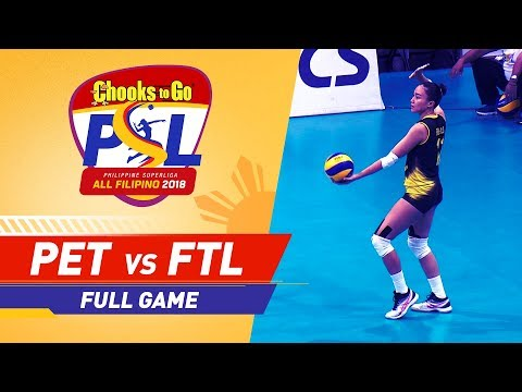 Full Game: Finals G2: Petron vs. F2 Logistics | PSL All-Filipino Conference 2018